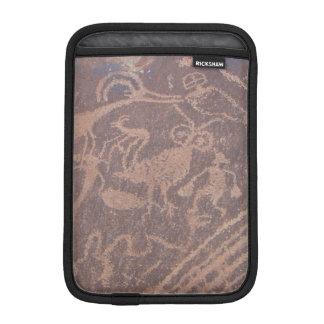 Petroglyphs iPad Mini Sleeves