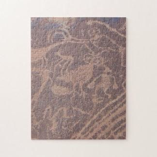 Petroglyphs Jigsaw Puzzle