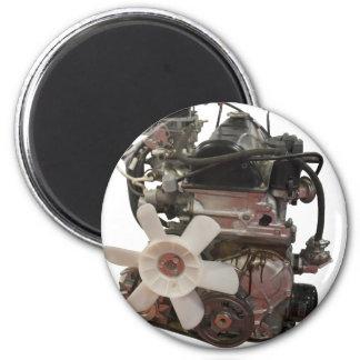 Petrol engine magnet