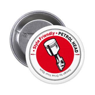 PETROL HEAD BELLBOYS PINS