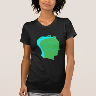 petrol head green and turquoise.png t-shirts
