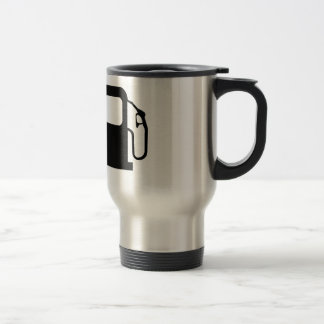 Petrol Pump Travel Mug