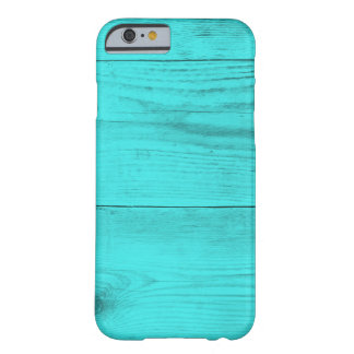 Petrol wood structure barely there iPhone 6 case