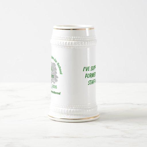 Petrolero elegante de la edición especial tazas