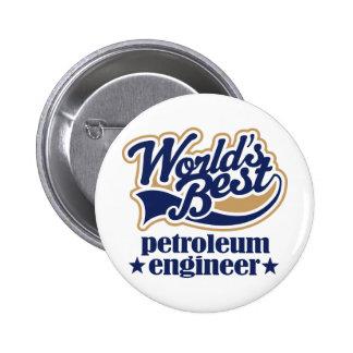 Petroleum Engineer Gift Pin