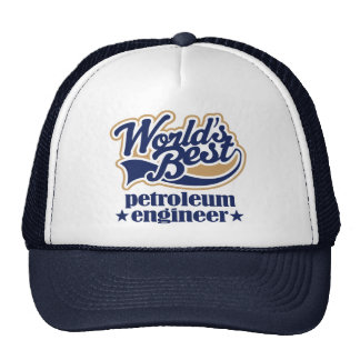 Petroleum Engineer Gift Trucker Hat