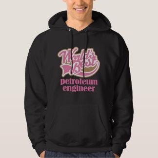 Petroleum Engineer Pink Gift Hoodie