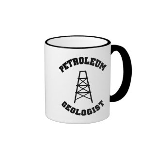 Petroleum Geologist Mug