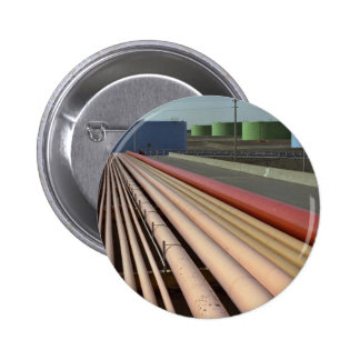 Petroleum-product pipes toward the warehouse buttons