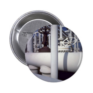 Petroleum refinery pipeline buttons