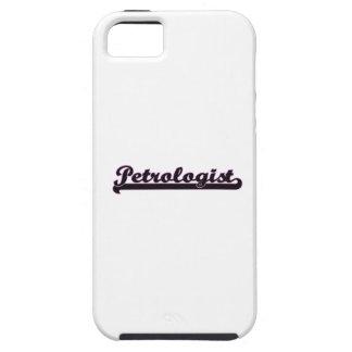 Petrologist Classic Job Design iPhone 5 Covers