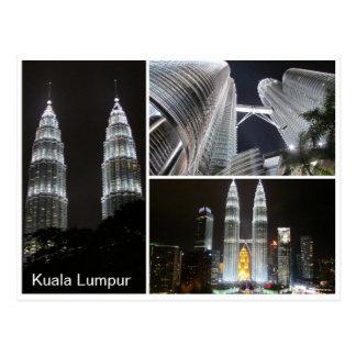 Petronas se eleva triple postal