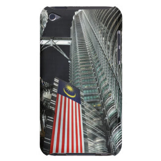Petronas Towers at Night Case-Mate iPod Touch Case