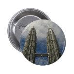 Petronas Towers Kuala Lumpur Malaysia Button