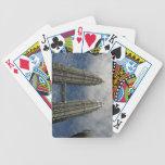 Petronas Towers Kuala Lumpur Malaysia Bicycle Poker Cards