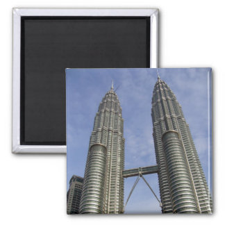 petronas towers magnets