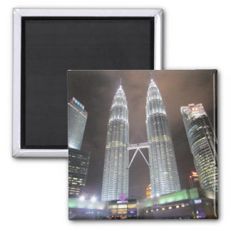 petronas towers malaysia fridge magnets