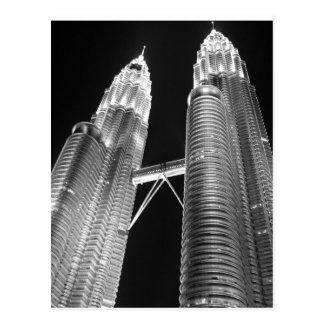 Petronas Twin Tower, KLCC Postcards