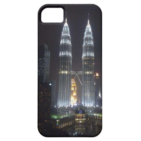 Petronas Twin Towers iPhone Case