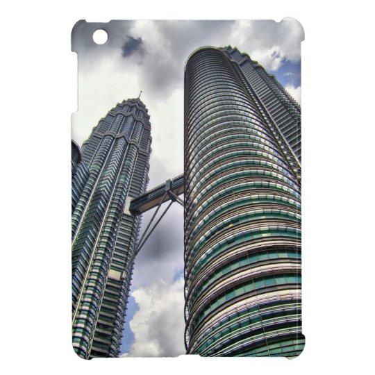 Petronas Twin Towers Mini iPad Case