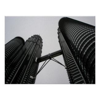 Petronas Twin Towers Posters