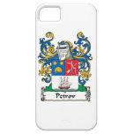 Petrov Family Crest iPhone 5 Cases