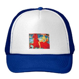 Petrov-VodkinBathing Mesh Hats