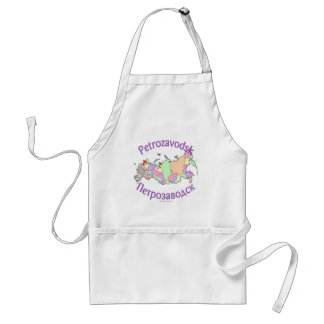 Petrozavodsk Russia Adult Apron