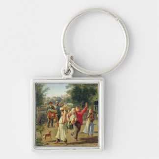 Petrushka is coming, 1888 keychain