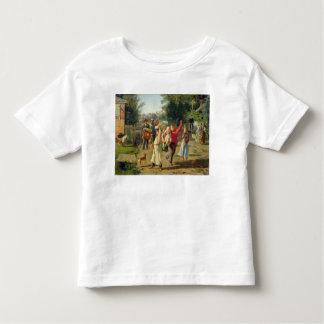 Petrushka is coming, 1888 toddler t-shirt