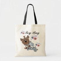 school, education, teacher, tote, tote-bag, party, custom, pet, yorkie, dog, Bag with custom graphic design