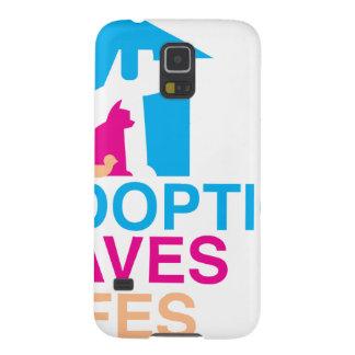 Pets Adoption Saves Lifes Galaxy S5 Cover