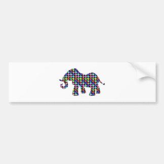 Pets Animals Zoo Kids FUN Jungle NavinJOSHI NVN63 Bumper Sticker