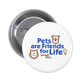 Pets are Friends for Life Products Buttons