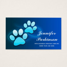 Pets Business Cards at Zazzle