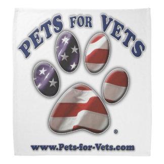 Pets for Vets Bandana