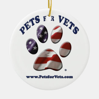 Pets for Vets Ornament