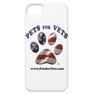 Pets for Vets phone case iPhone 5 Cases