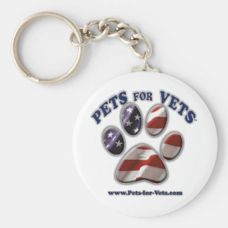 Pets for Vets www.pets-for-vets.com Key Chain