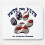 Pets for Vets www.pets-for-vets.com Mouse Pad