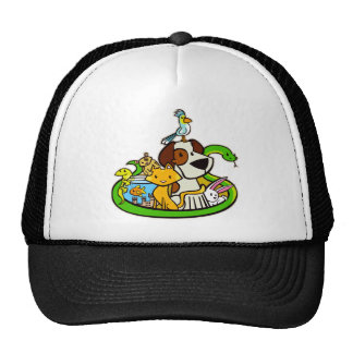 Pets Galore Mesh Hats
