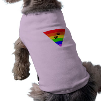Pets in Equality Dog T Shirt