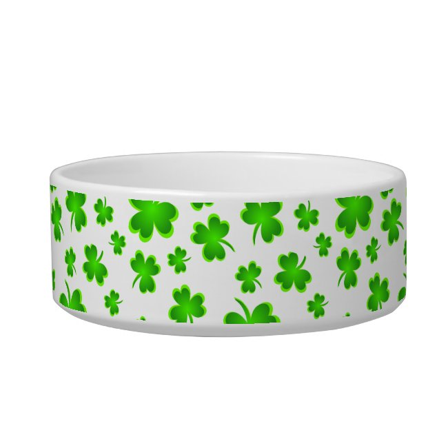 Pet's Name Lucky Dog St. Patrick's Day