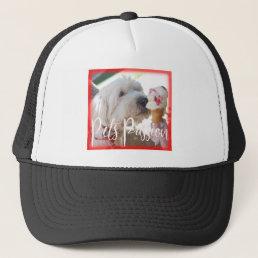 Pets Passion Trucker Hat