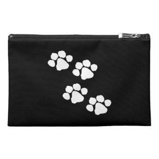 Pets Paw Prints Travel Accessory Bag