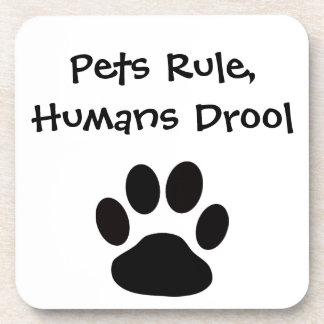 Pets Rule Coasters