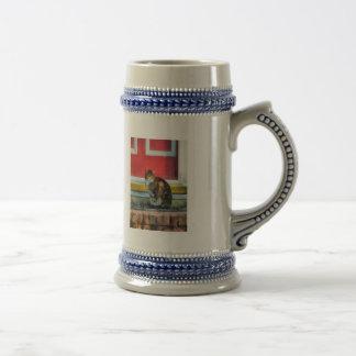 Pets - Tabby Cat by Red Door Coffee Mug