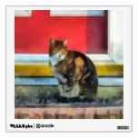 Pets - Tabby Cat by Red Door Room Decals