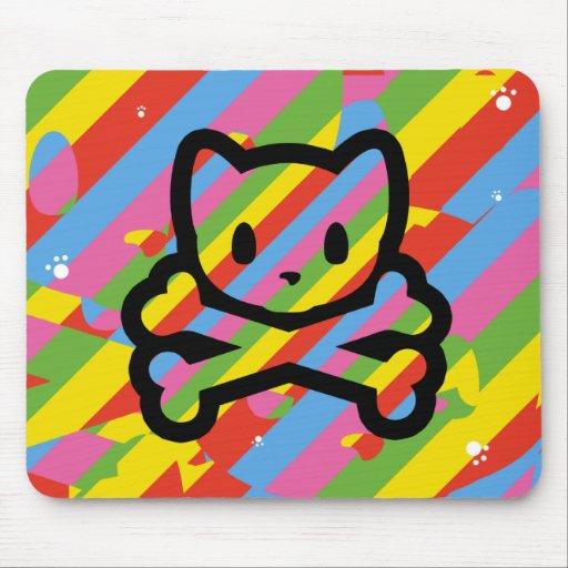 Petsami Crazy Stripes Mousepad