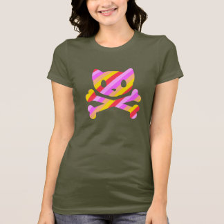 Petsami Disco Stripes Gals T-Shirt